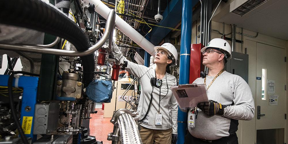 Safety advisors in an industrial environment
